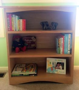 Will's Bookcase 2